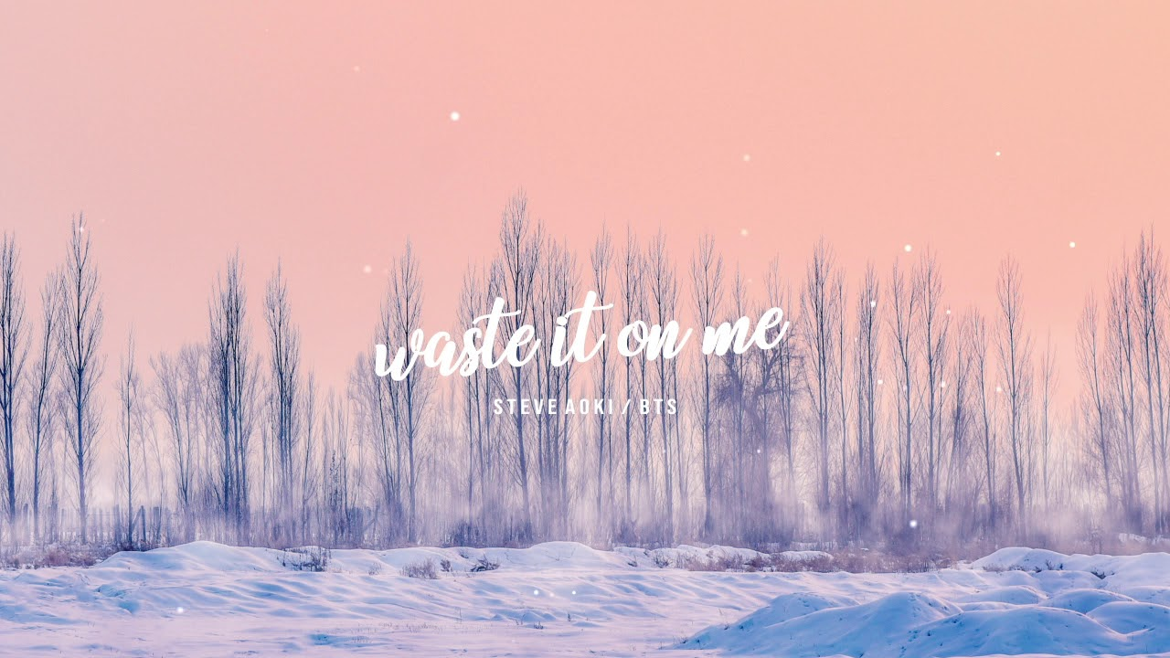 Steve Aoki Waste It On Me Feat Bts Piano Cover Youtube