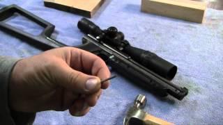 Making A Crosman 1377 Pump Arm Pt. 2