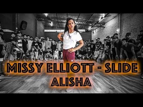 Alisha Shaikh I Big Dance - PDSP 10 I Slide - Missy Elliott