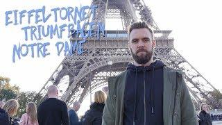 Det är dags för Tim & Danny testar Paris. Hur mycket hinner man se ...