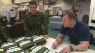 Canadian Forces - Aerospace Engineering Officer