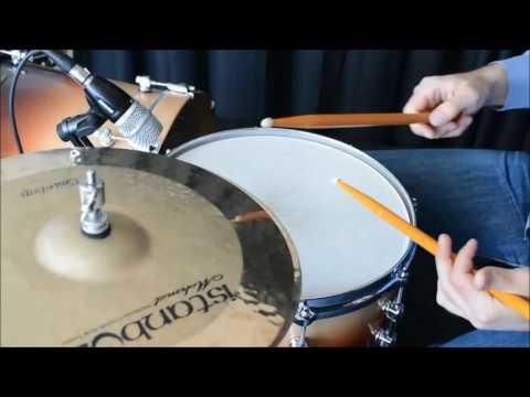 Gabriel Drums Snare Comparison