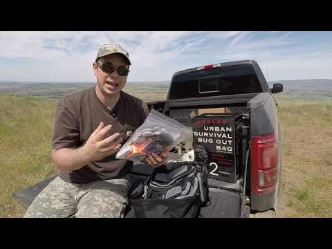 Urban Survival 2-Person Emergency Backpack Review