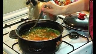 21 01 14 Хозяйке на заметку Суп с креветками