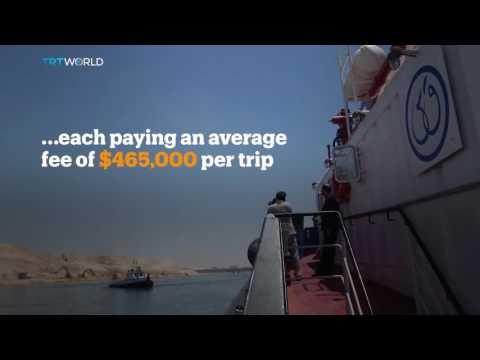 Money Talks: The History of Suez Canal