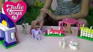 Играем c Lego Duplo : Принцесса София и рыцарь Майк