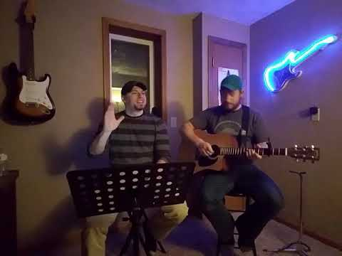 Luke Combs - Beautiful crazy acoustic cover