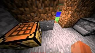 Как провести первый ночь в Minecraft v1.2.5 Часть 1