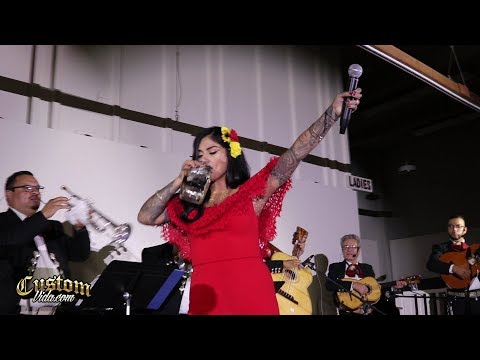 Trish Toledo Performing Live at the Chicano Soul Fiesta 9/29/2018