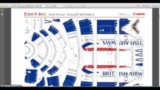 Tire duvidas sobre como aumentar seu papercraft PDF !
