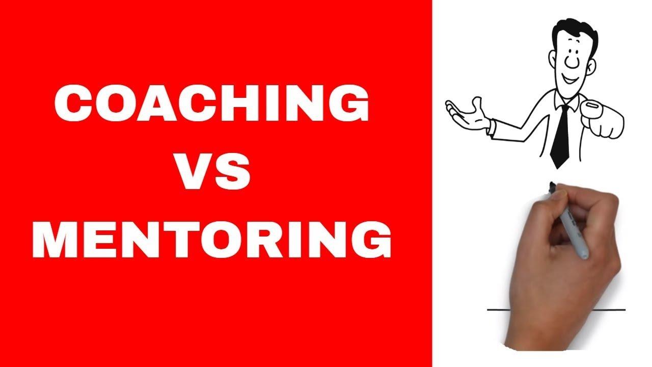 Download Coaching vs Mentoring