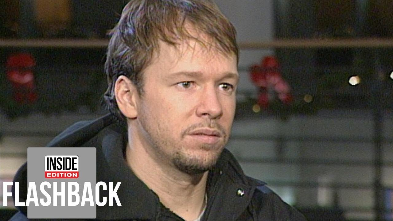 Why Donnie Wahlberg Quit NKOTB for Acting image