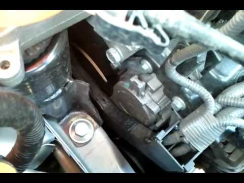 strano rumore ford fiesta 1.4 tdci 2011 - youtube