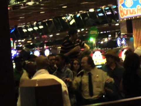 Fight Bally's Casino Atlantic City part 1
