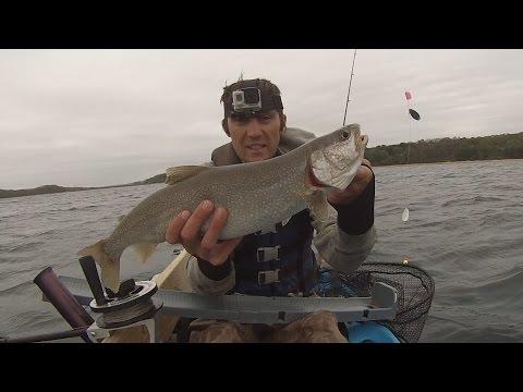 24 Hour Kayak Fishing Challenge April. RI To NJ Striped/LMB/SMBass,Lake/Rainbow Trout