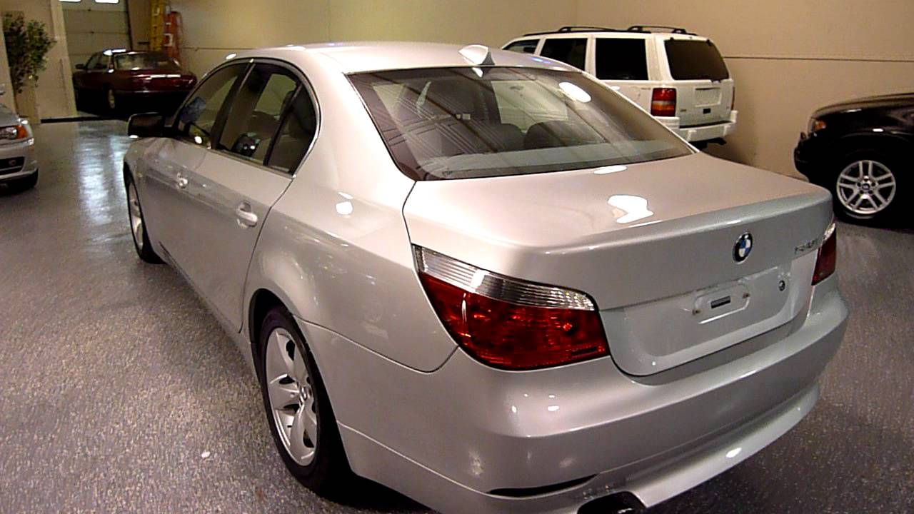 2004 BMW 530i 4dr Sedan SOLD (#2128) - YouTube