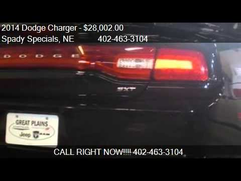 2014 Dodge Charger SXT - for sale in HASTINGS, NE 68901