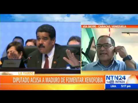 "Nicolás Maduro le ""enseña"" a Lenin Moreno cómo solventar la crisis de Ecuador"