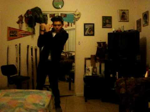 Dancing bored in my room - YouTube