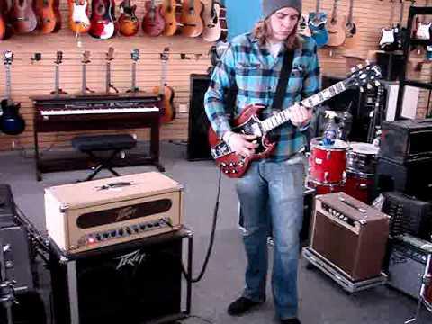 1969 Gibson SG Standard-Gravity Music Gear-Demo Video