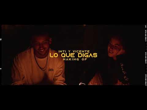 """Behind The Scenes """"Lo Que Digas"""""""