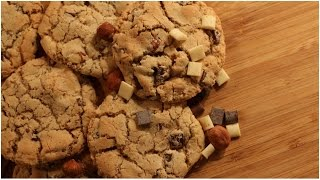 COOKIES CHOCO & NOISETTE - GLUTEN FREE | ENJOYCOOKING