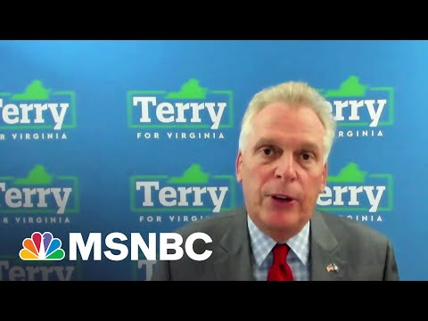 McAuliffe: I Don't Think Trump Has Courage To Come Back To Virginia