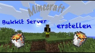 [Tutorial 02] Mac - Minecraft 1.5.2 Bukkit Server erstellen Funktioniert 100 % [HD/German]