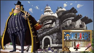 One Piece Pirate Warriors 4 Capone Bege First Gameplay/Moveset + Screenshots [HD]
