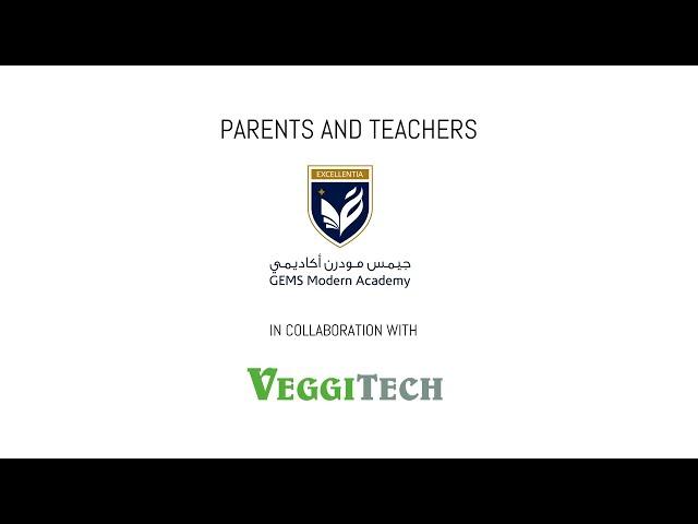 DO GOOD by GEMS Modern Academy parents and teachers
