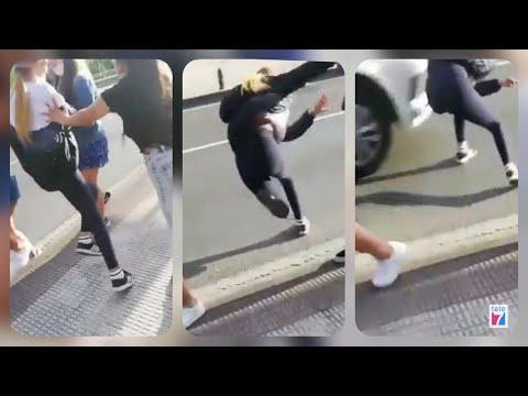 Atropellada una adolescente en Vizcaya por culpa del último reto viral