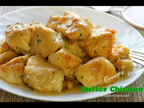 Creamy Butter Chicken - Dinner in 30 Minutes