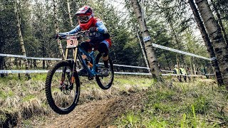 Tahnee Seagrave Dominates in Leogang: Winning Run | UCI MTB World Cup 2017 thumbnail