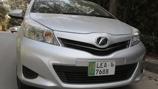 Toyota Vitz 3rd Generation | Owners Review: Price, Specs & Features | PakWheels