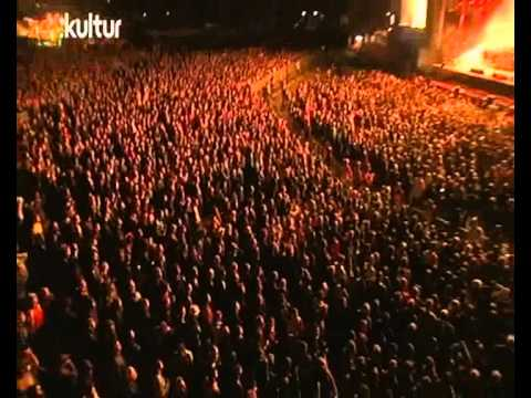 Kaiser Chiefs with Oh my God (live), Hurricane Festival 2011 in Germany