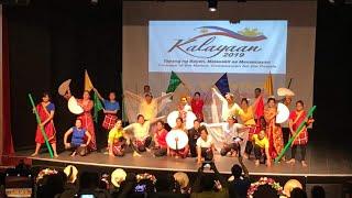 Tara na Pilipinas (2019)Philippine cultural performance
