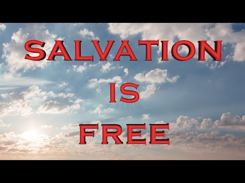 Salvation is free (Eng subs)