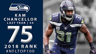 #75: Kam Chancellor (S, Seahawks)