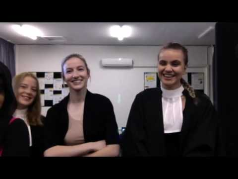 South Australia Findon High School Courtroom Visit