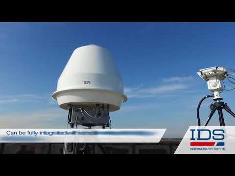 NO-DRONE: drone/uav detection radar for airport safety