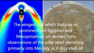 The Winged Disk and the Solar Wind by Gary Gilligan