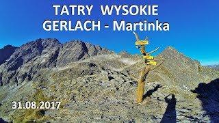 TATRY WYSOKIE - Gerlach 2655 M Martinka 31082017