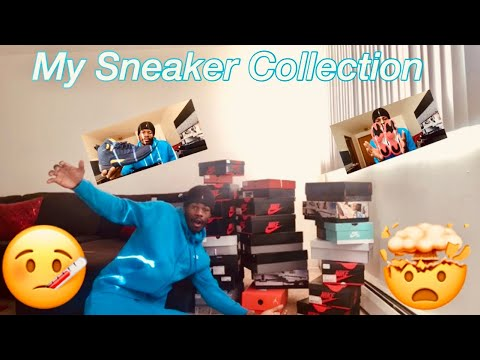 MY ENTIRE SNEAKER COLLECTION ‼️