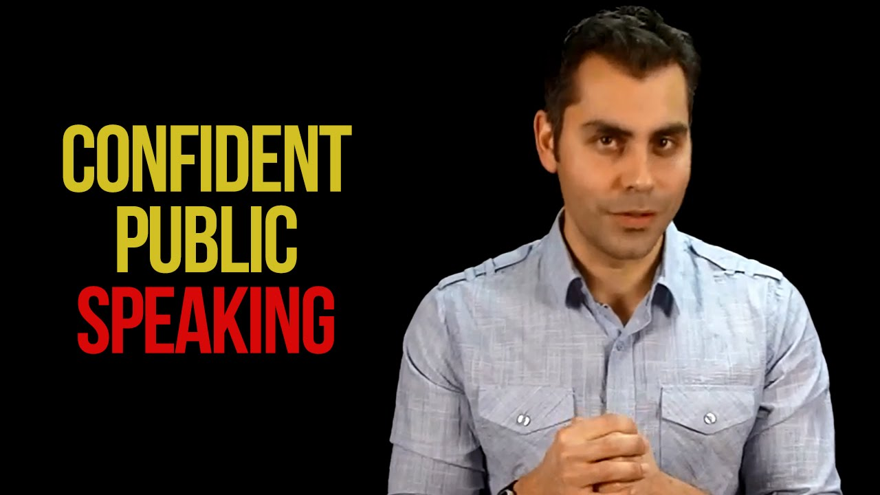 Confident Public Speaking How To Sound Powerful And Confident