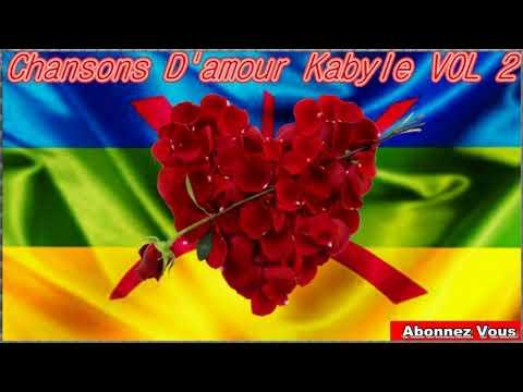 compilation : Les plus Belles Chansons D'amour Kabyle Vol: 2