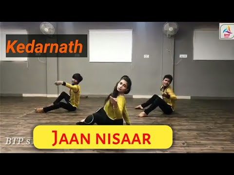 jaan-nisaar-dance-cover-|-jaan-nisaar-choreography-video-|-jaan-nisaar-kedarnath-dance|-btp-swaggers