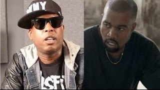 Talib Kweli Exposes And Diss Kanye West: You Want Jay Z To Reach Out To You..