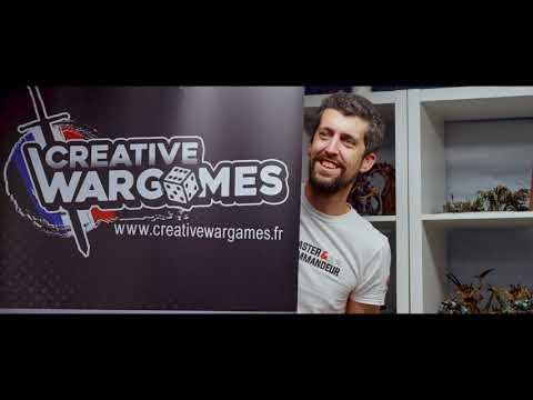 Creative Wargames VS @Tabletop Nuts  -LE CLASH