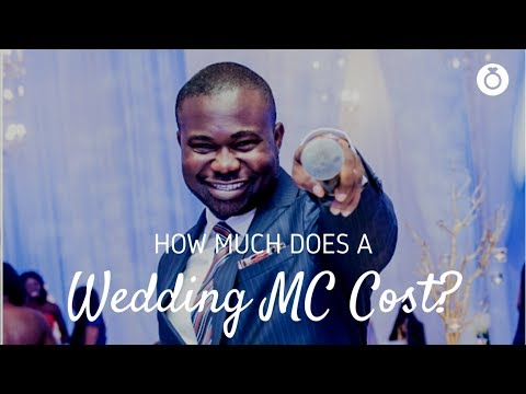 HOW MUCH DOES A WEDDING MC COST? PLUS HOW TO CHOOSE THE PERFECT MC. | Planning A Wedding In Ghana