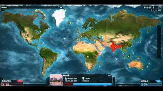 Bio Weapon -mega brutal plague inc: evolved walkthrough